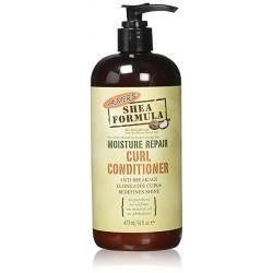 Овлажняващ и заздравяващ балсам за коса с масло от шеа/карите/ 473 мл. - козметика от Palmer's - подходяща за стрии