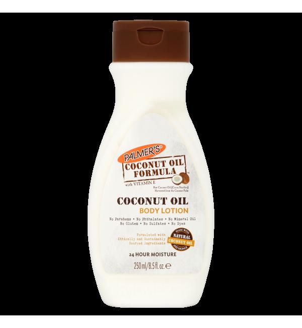 Лосион за тяло с кокосово масло /БОНУС ОПАКОВКА + 40%/ 350 мл.