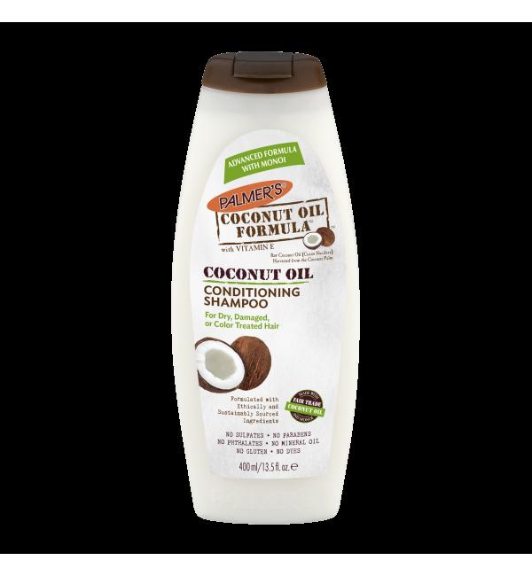 Кокосов шампоан за коса 400 мл.