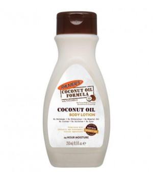 Лосион за тяло с кокосово масло  за суха кожа /БОНУС ОПАКОВКА +40%/ 350 мл.